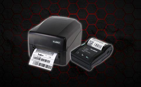 Mobilne, biurowe, przemysłowe - drukarki Godex