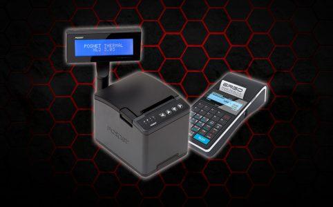 Kasy i drukarki fiskalne z kopią elektroniczną